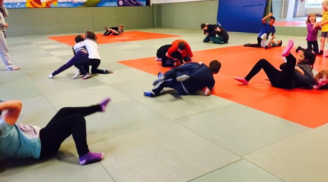 Judo-Wochen