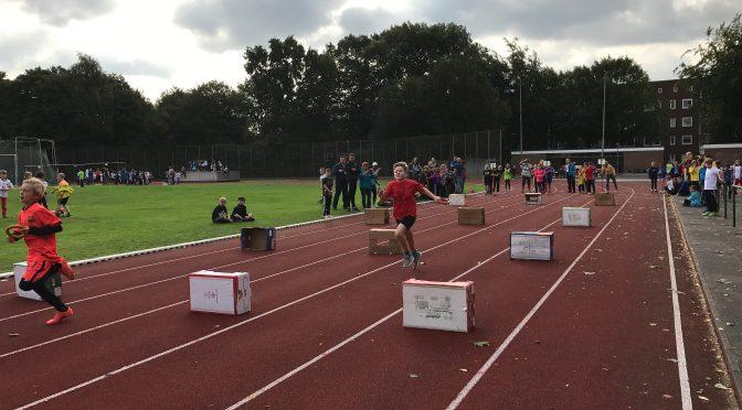 Leichtathletik-Teamwettbewerb
