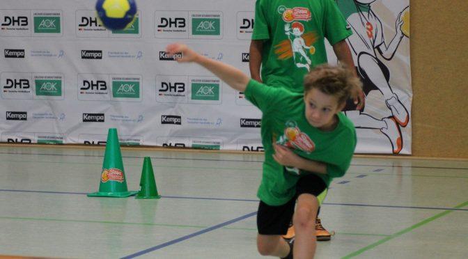 Handball-Event 07.10