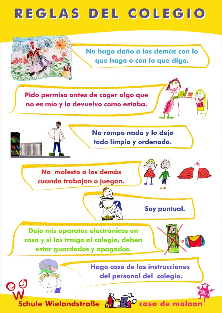 schulregeln_spanisch