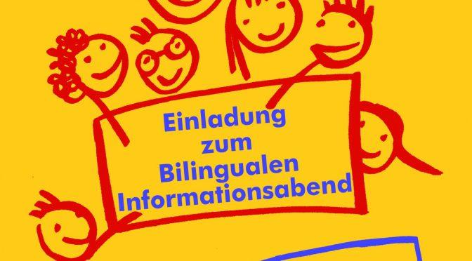 Bilingualer Infoabend