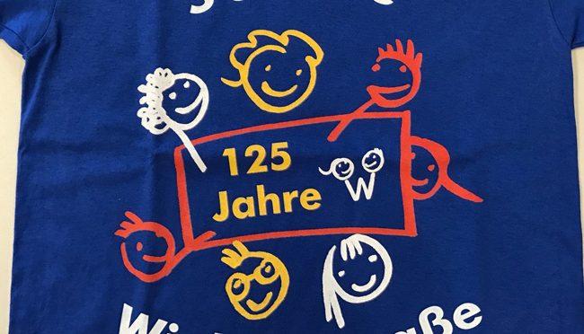 Jubiläums-Shirts
