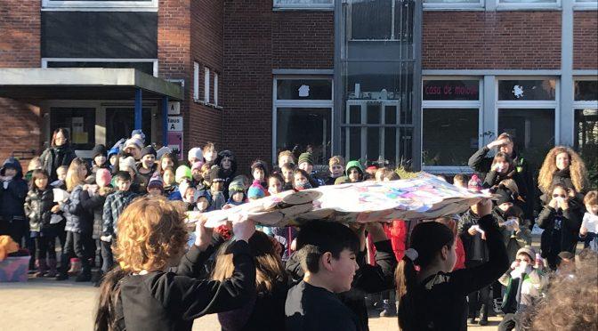 Die Beerdigung der Sardine